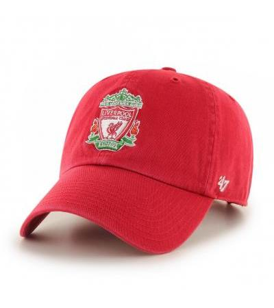 47 Brand FC Liverpool Cap Clean Up Logo