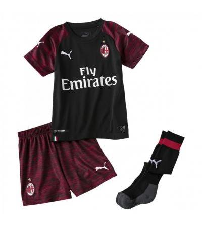 MINI KIT THIRD BAMBINO AC MILAN 2018/2019