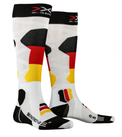X-SOCKS® SKI PATRIOT 4.0 GERMANY