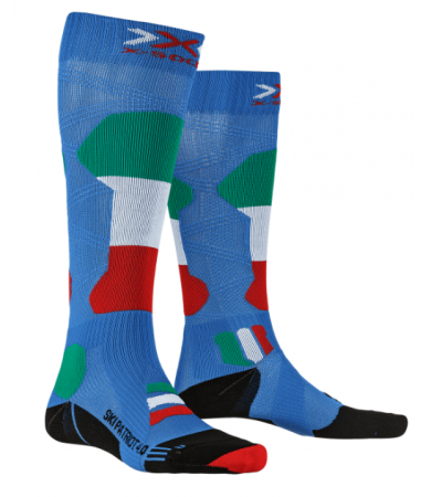 X-SOCKS® SKI PATRIOT 4.0 ITALY